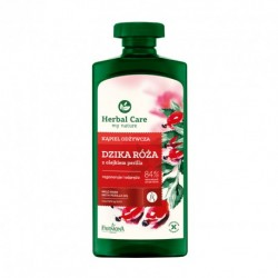 FARMONA HERBAL CARE PŁYN DO KĄPIELI 500ML DZIKA RÓŻA