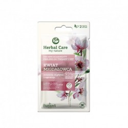 FARMONA HERBAL CARE PEELING DO TWARZY KWIAT MIGDAŁOWCA 10ML