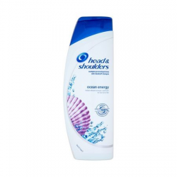 HEAD SHOULDERS SZAMPON DO WŁOSÓW OCEAN ENERGY 400ML