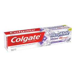COLGATE PASTA DO ZĘBÓW MAX WHITE SHINE 125 ML
