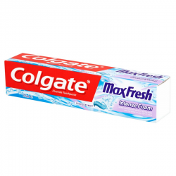 COLGATE PASTA DO ZĘBÓW MAX FRESH INTENSE FOAM 125ML