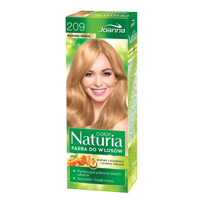 JOANNA NAT FAR 209 BEŻ.BLOND 5209