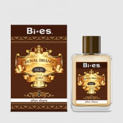 BI-ES WODA PO GOLENIU AFTER SHAVE BRAND GOLD 100ML