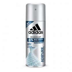 ADIDAS ANTYPERSPIRANT SPRAY MEN 150ML ADIPURE