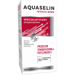 AA AQUASELIN ANTYPERSPIRANT ROLLON 50ML INTENSIVE
