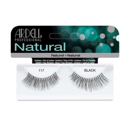 ARDELL NATURAL LASHES RZĘSY NA PASKU NATURAL 117 1SZT