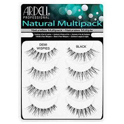 ARDELL NATURAL LASHES RZĘSY NA PASKU DEMI WISPIES 4SZT
