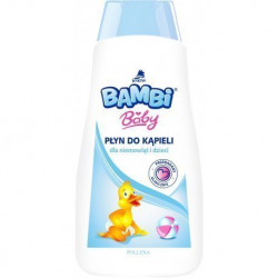 BAMBI BABY PŁYN DO KĄPIELI 500ML