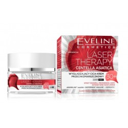EVELINE LASER THERAPY KREM DO TWARZY 30+ 50ML