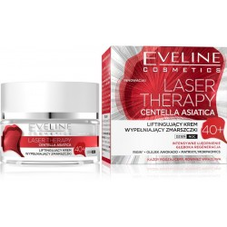 EVELINE LASER THERAPY KREM DO TWARZY 40+ 50ML