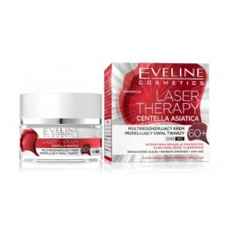 EVELINE LASER THERAPY KREM DO TWARZY 60+ 50ML