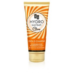 AA HYDRO SORBET BALSAM DO CIAŁA GLOW GOLD 200ML