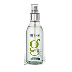 FENZI BODY SPLASH GREEN TEA MGIEŁKA DO CIAŁA200ML