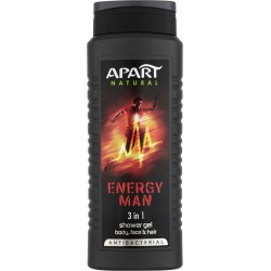 APART ŻEL/PR 500ML 3W1 ENERGY MAN