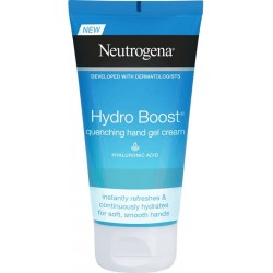 NEUTORGENA HYDRO BOOST ŻELOWY KREM DO RĄK 75ML