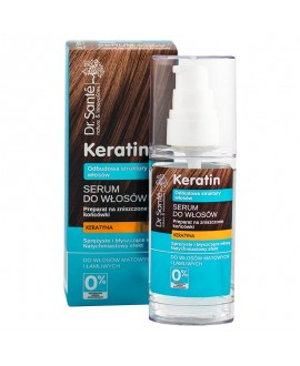 DR SANTE KERATIN HAIR SERUM WŁ 50ML