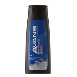 AVANS ŻEL/PR 250ML M 3W1 REGULAR