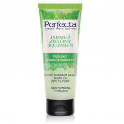 DAX PERFECTA PEELING GRUBOZIARNISTY DO TWARZY 75ml