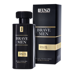 FENZI DEO/EDT BRAVE MEN 100ML