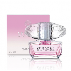 VERSACE BRIGHT CRYSTAL EDP 50ML