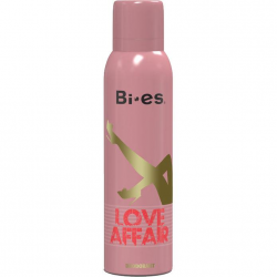 BI-ES W DEO SPR 150ML LOVE AFFAIR