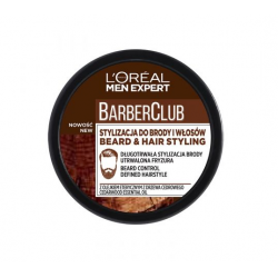 LOR DERMO MEN Barber Club Pomada d/brody
