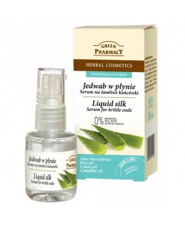 GREEN PH JEDWAB WŁ 30ML