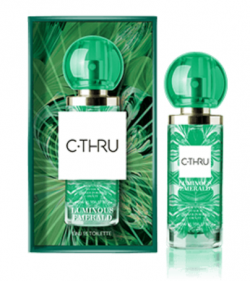 C-THRU WODA TOALETOWA LUMINOUS EMERALD 30ml