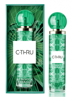 C-THRU WODA TOALETOWA LUMINOUS EMERALD 50ml