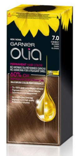GAR OLIA new 7.0 Ciemny Blond&