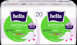BELLA PODP.PER.A.10 1+1 GREEN