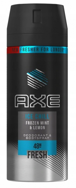 AXE DEO SPR 150ML BS ICE CHILL