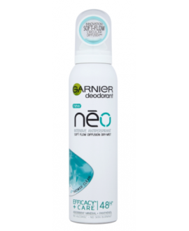 GARNIER ANTYPERSPIRNAT SPRAY WOMEN NEO 150ML SHOWER CLEAN
