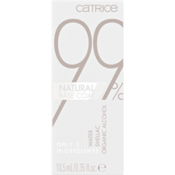 CATRICE BAZA DO LAKIERU 99% NATURAL BASE COAT