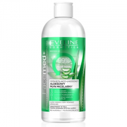 EVELINE FACEMED PŁ.MIC 500ML ALOES