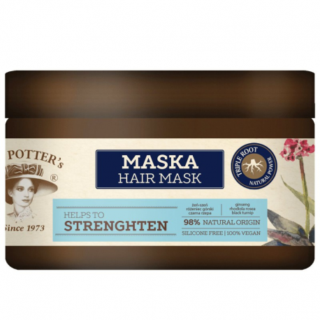 MRS.POTTEMASKA WŁ 230ML TRIPLE ROOT