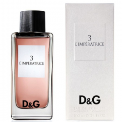 D&G EDT L'IMPERACTRICE 100ML