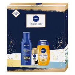 NIVEA KPL.20 W TOUCH OF GOLD01146