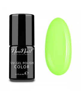 NEONAIL LAKIER HYBRYDOWY UV 6 ML - YELLOW ENERGY