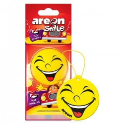 AREON OD¦.CAR DRY SMILE NO SMOKING