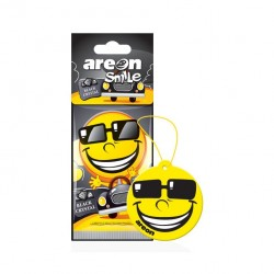 AREON OD¦.CAR DRY SMILE BLACK CRYSTAL