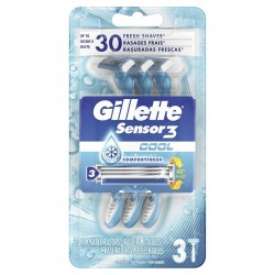 GILLETTE SENSOR BLUE 3 COOL A3