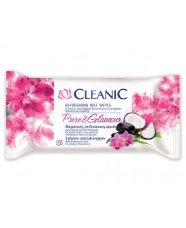 CLEANIC CHUS.NAW A.15 PURE&GLAMOUR
