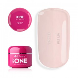 SILICARE ¯EL DO PAZNOKCI BASE ONE FRENCH PINK 50G