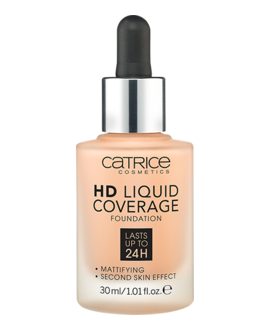 CATRICE PODKŁ HD LIQUID COVER 030