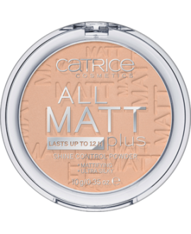 CATRICE PUDER MATUJĄCY ALL MATT PLUS SHINE CONTROL POWDER 025