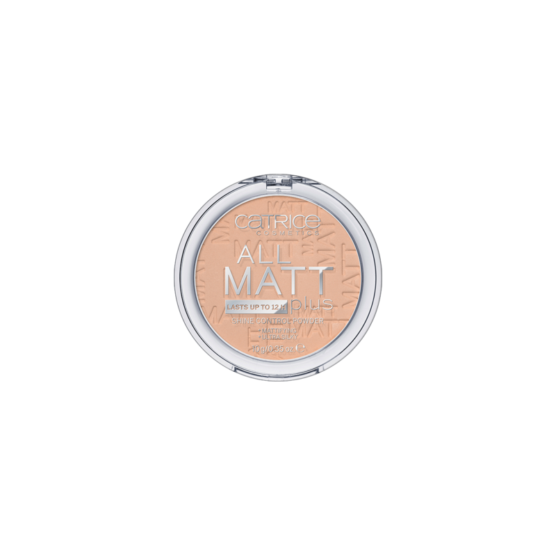 CATRICE PUDER ALL MATT PLUS SHINE 025