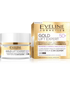EVELINE GOLD LIFT 50+ KR-SERUM 50ML