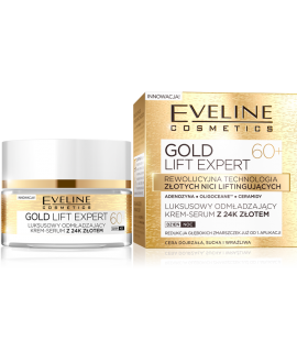 EVELINE GOLD LIFT 60+ KR-SERUM 50ML