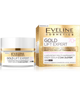 EVELINE GOLD LIFT 70+ KR-SERUM 50ML